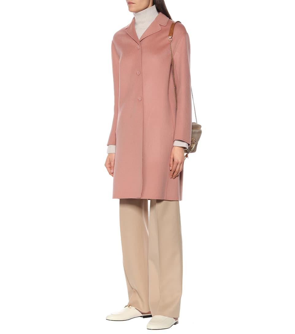 S Max Mara - Chic virgin-wool coat