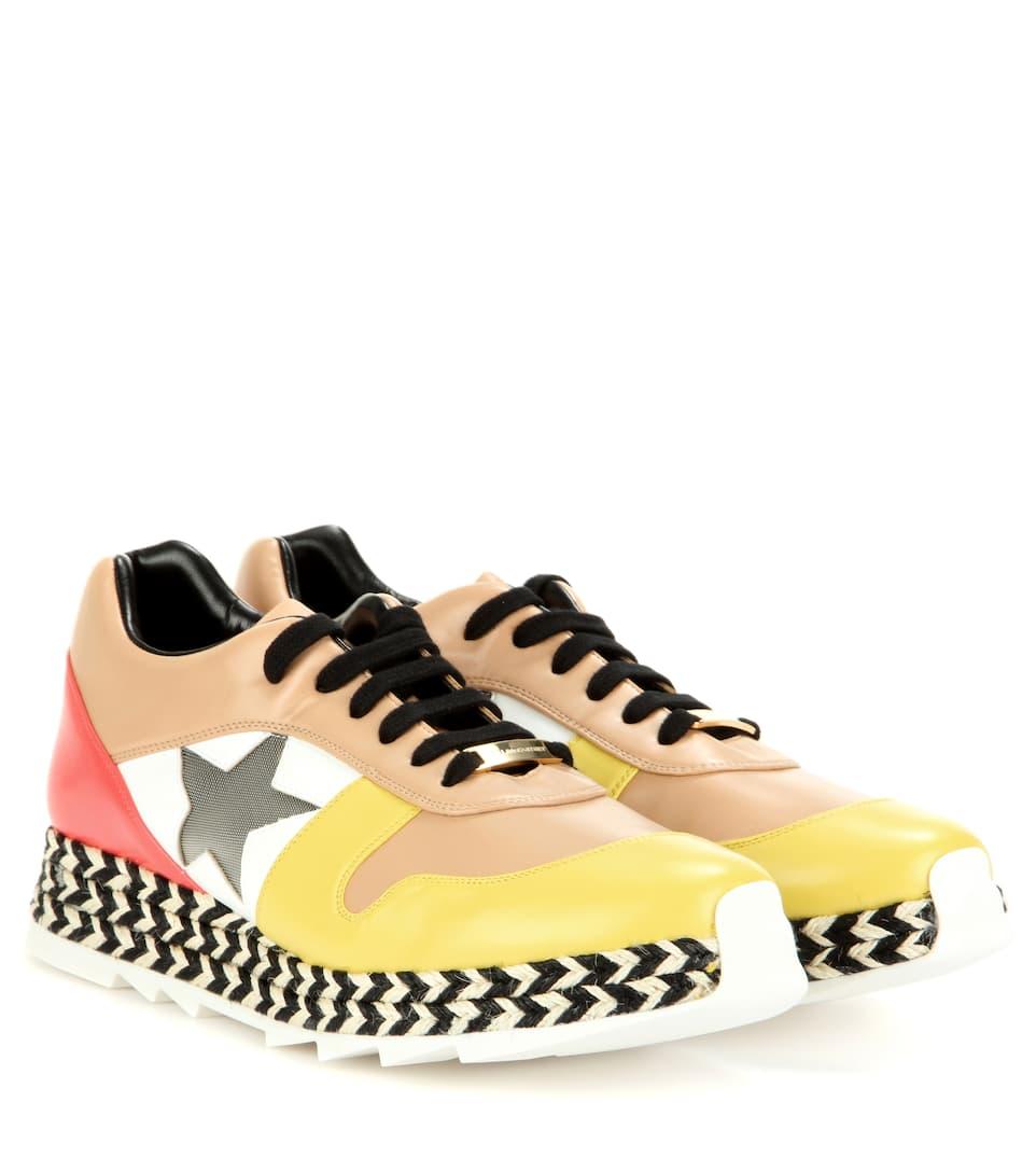 6dc5e34201a2 Stella McCartney - Macy espadrille sneakers