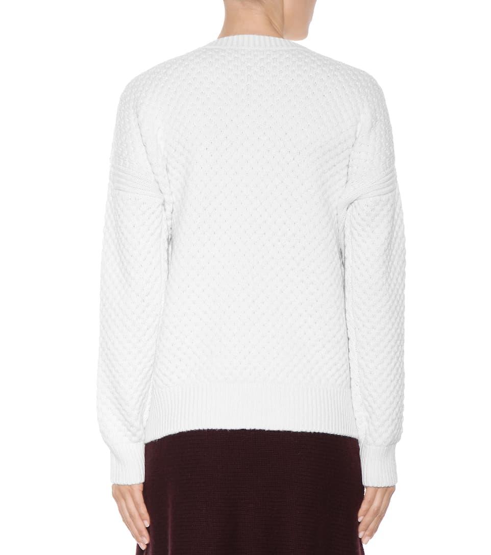 Wool And Yak Sweater