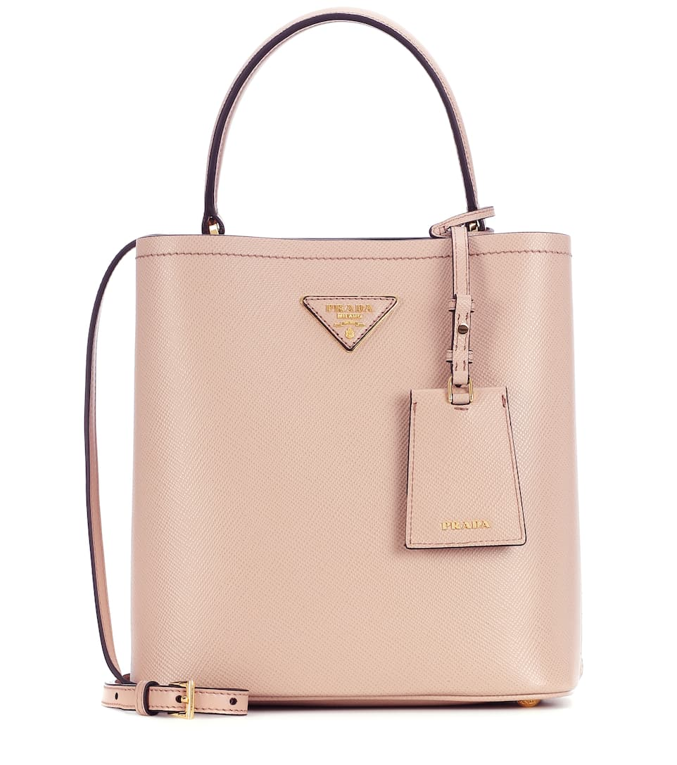 0ab9617c0345 Leather Shoulder Bag - Prada