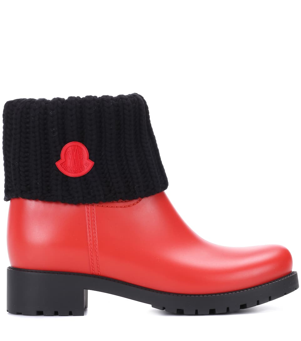 Moncler Ankle Boots Ginette