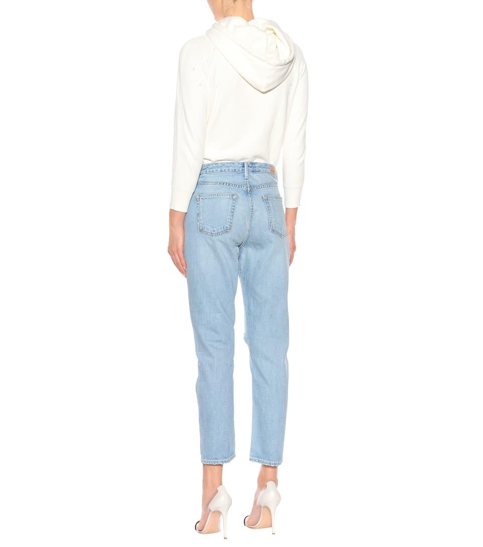 Grlfrnd Jeans Kiara aus Stretch-Denim