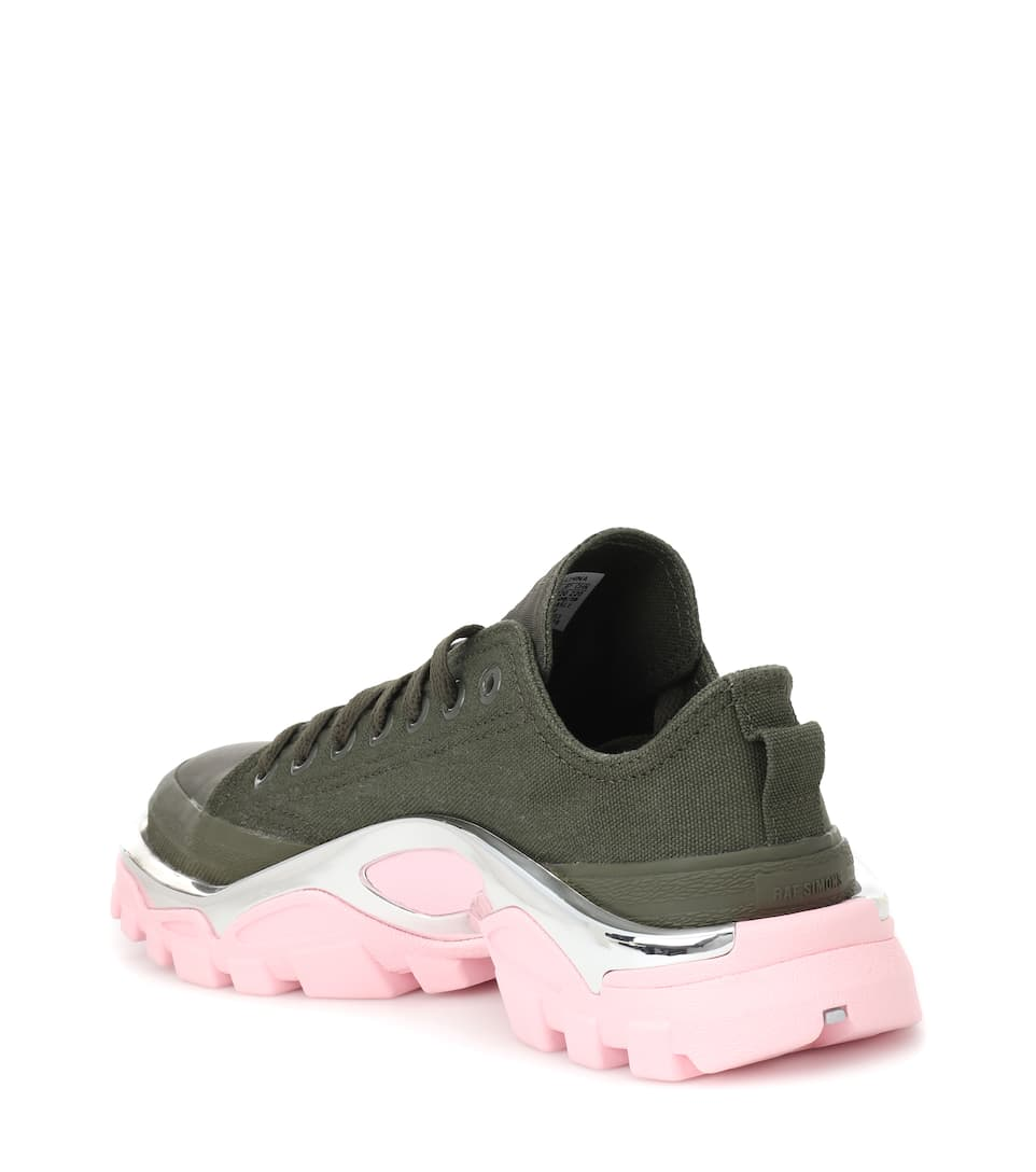 Rs Detroit Runner Sneakers - Adidas by Raf Simons  0c274bcd2