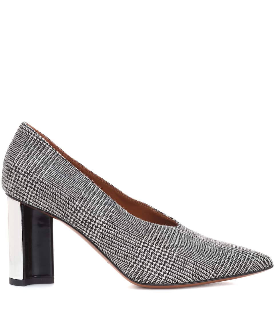 f8be09be9ae Clergerie - Exclusive to Mytheresa – Kathleen glen plaid pumps ...