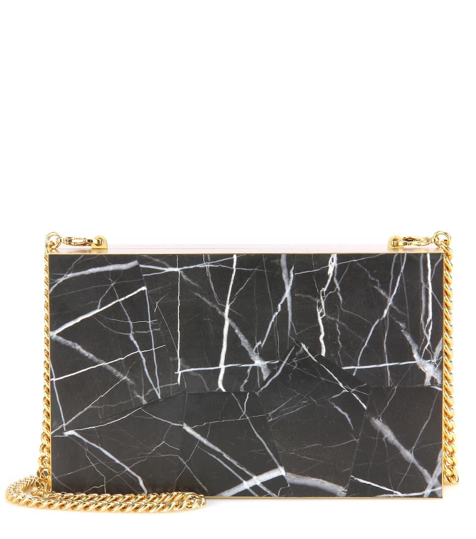 Stella McCartney Box clutch