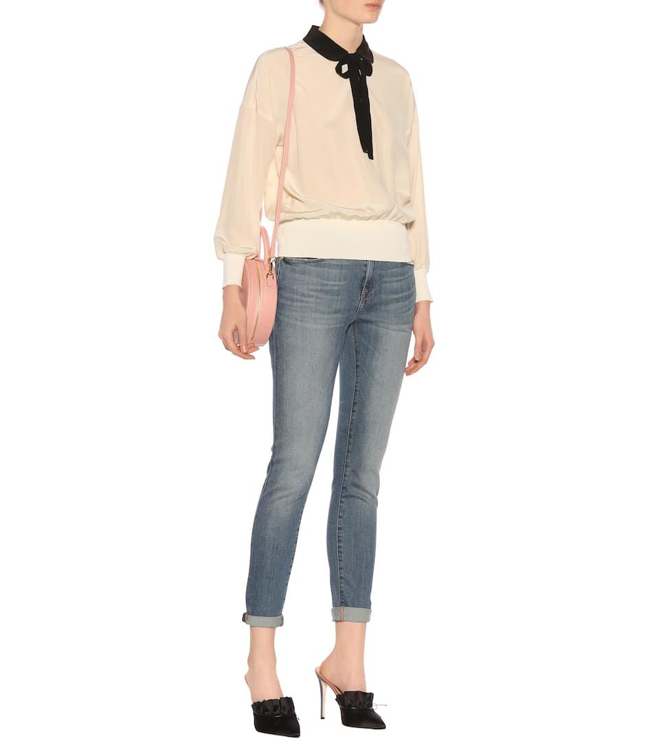 Frame Skinny Jeans Le Garcon Freies Verschiffen Erhalten Authentisch Austrittsstellen Zum Verkauf Freies Verschiffen Sast Ebay Zum Verkauf Abstand Rabatt XOVf4vw3A3