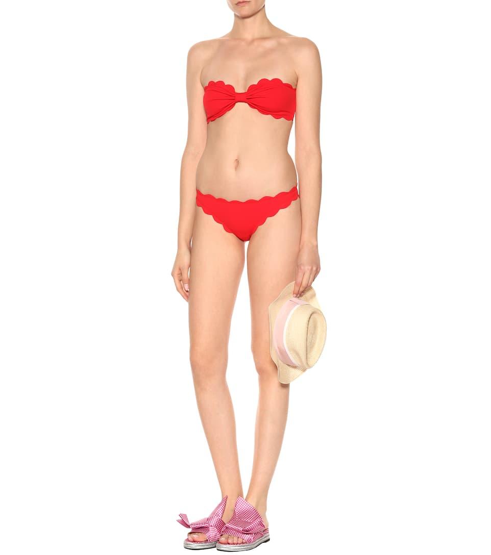 Marysia Bandeau-Bikinioberteil Antibes