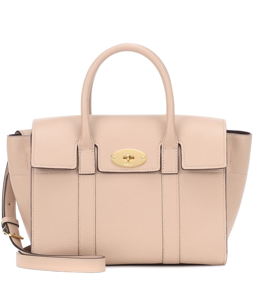 Mulberry - Sac à bandoulière en cuir Bayswater Small