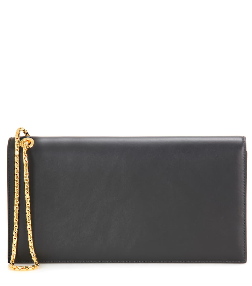 Tom Ford Clutch Of Leather