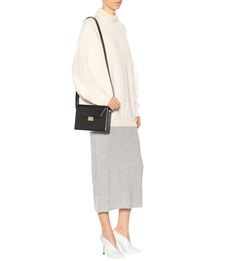 Victoria Beckham Tasche Vanity aus Leder