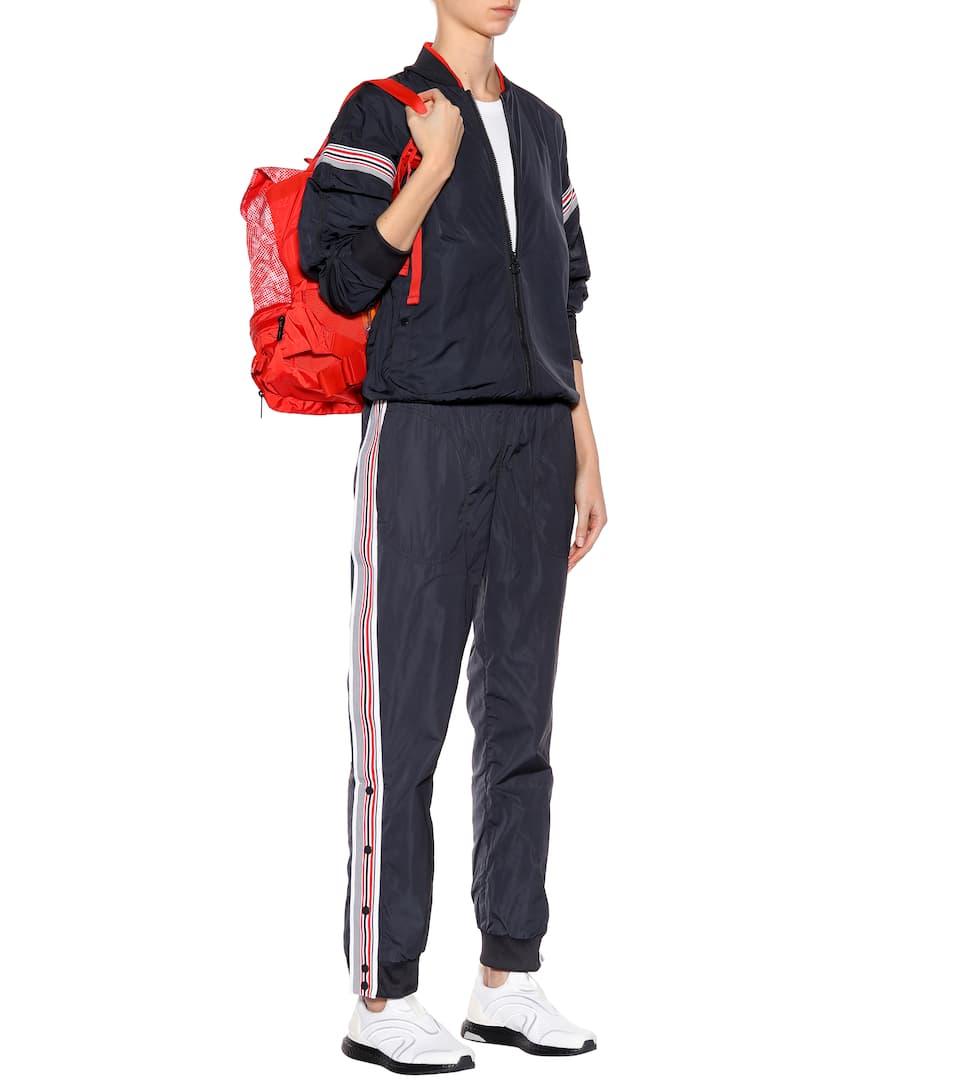 Adidas by Stella McCartney Trainingsjacke mit Streifendetails