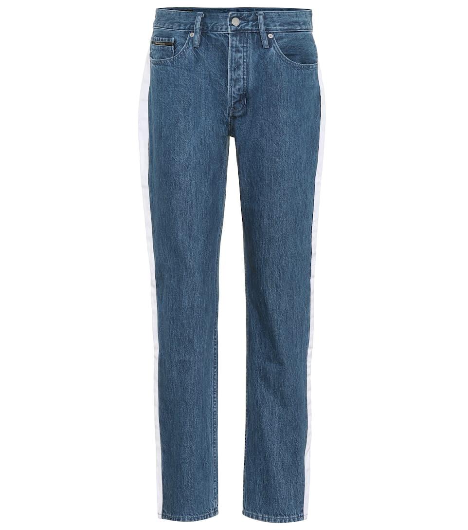 Taille Mytheresa Klein Jean Jeans HauteCalvin qzpSGUMV