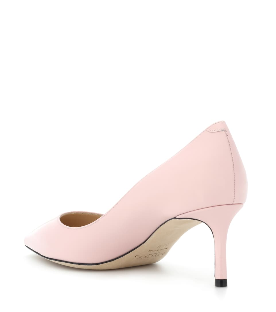 Cheap Price Cost Jimmy Choo Romy 60 patent leather pumps Rosewater Buy Cheap Shopping Online vHoQLcJUg