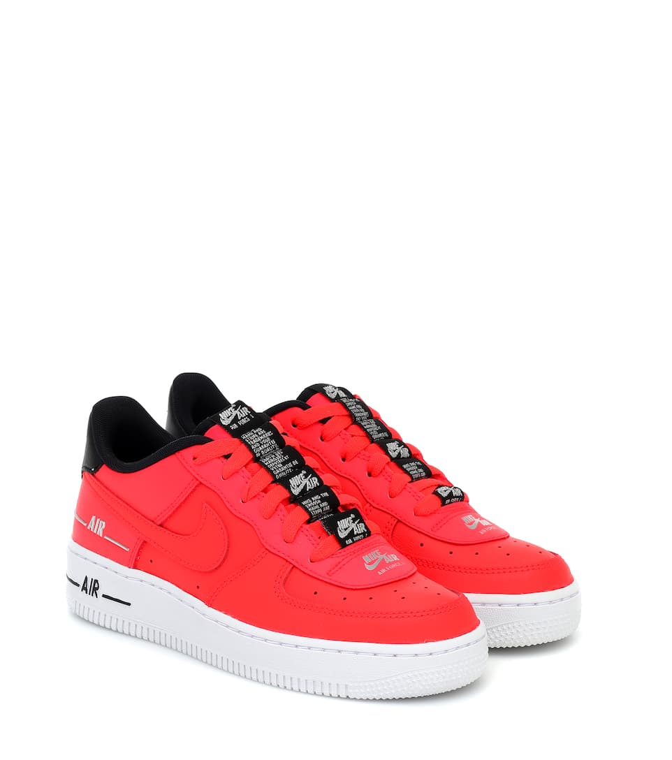 Lv8 Leather Sneakers - Nike Kids