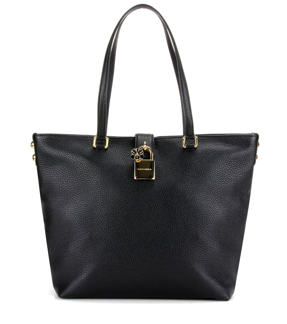 Dolce & Gabbana Dolce Large leather shopper