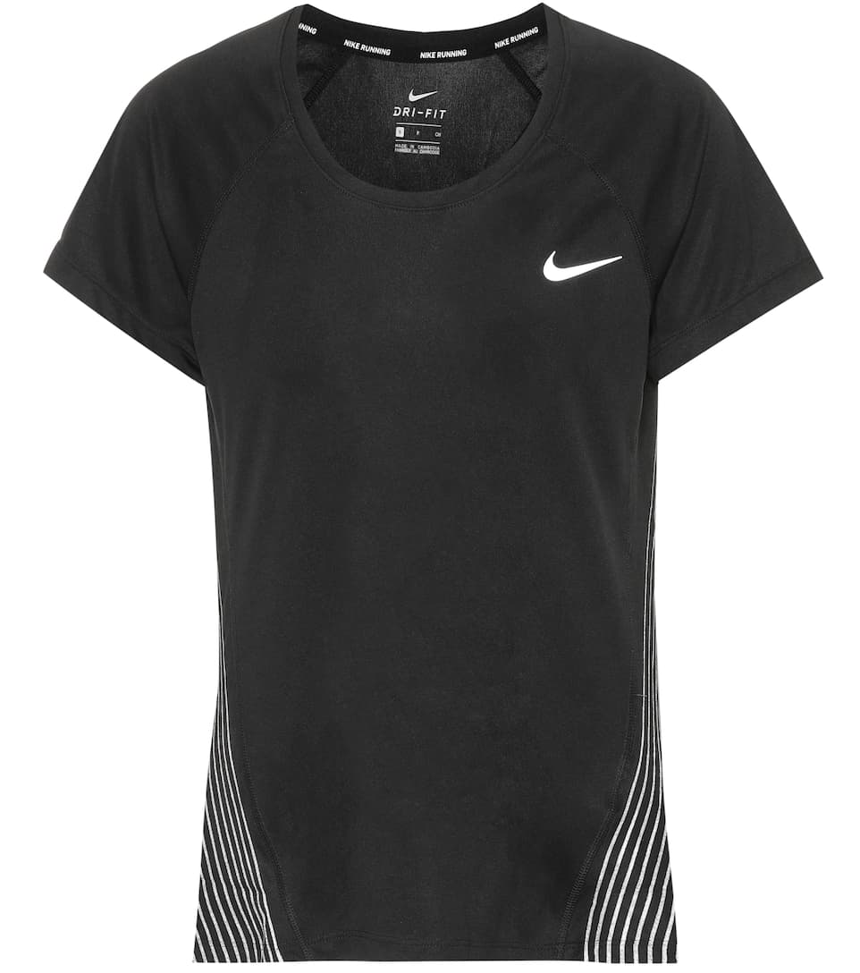 Nike T-Shirt Dry Miler Flash