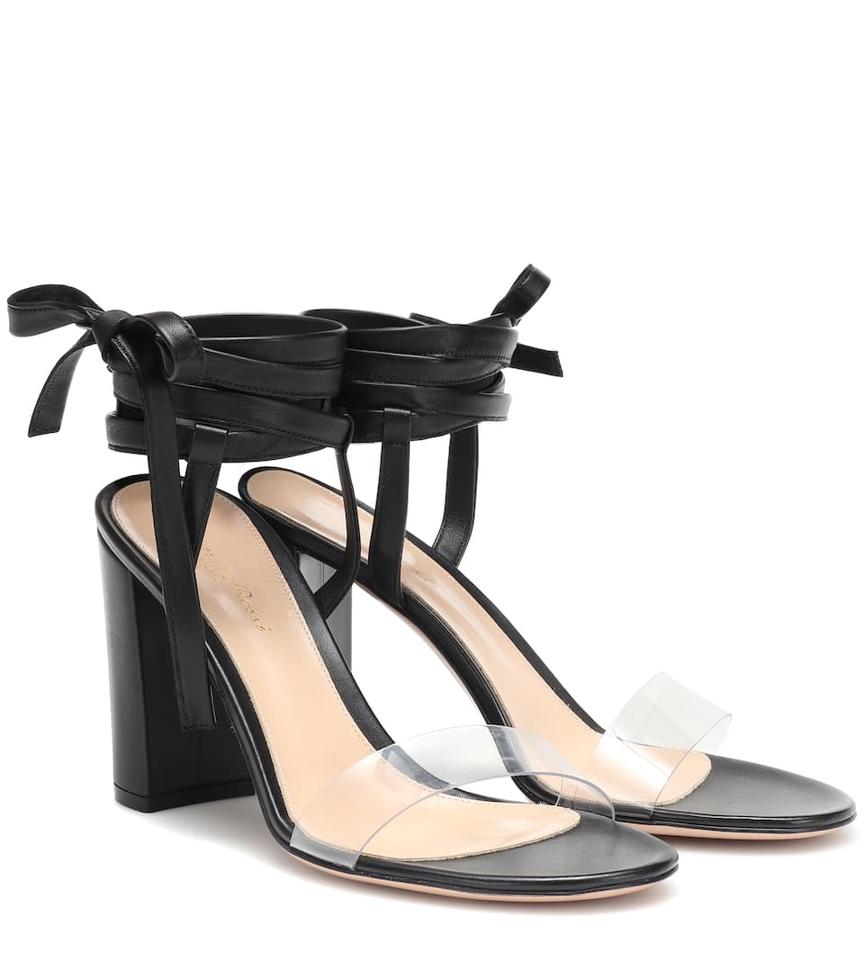 755061ef7c1 Exclusive To Mytheresa – Flavia 85 Leather Sandals