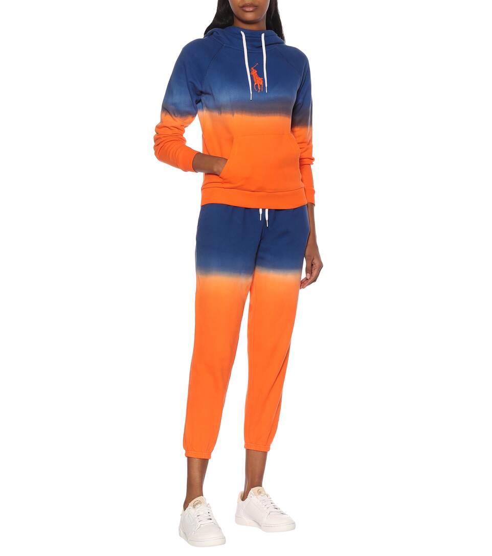Polo Ralph Lauren - Ombré cotton hoodie
