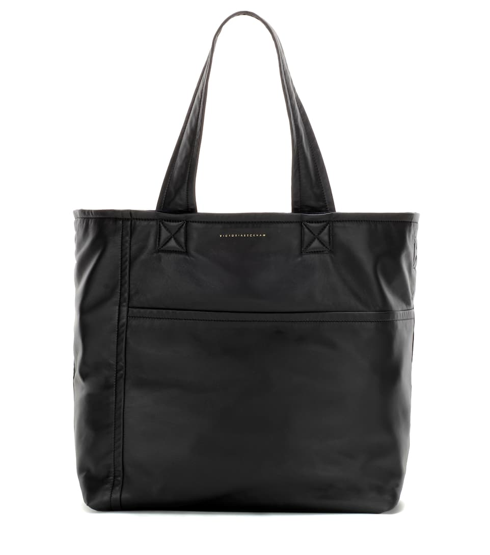Victoria Beckham Leather tote