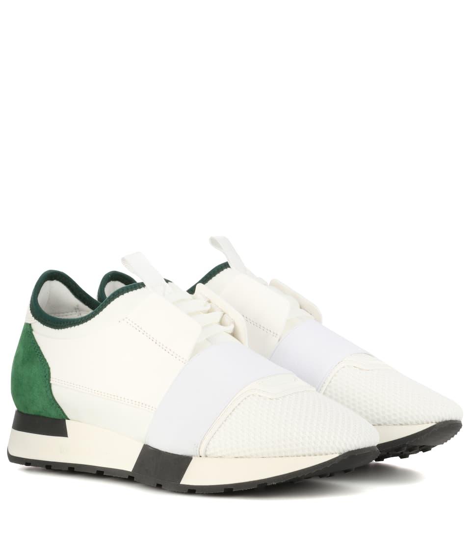d1b423395aaa Race Runner Sneakers - Balenciaga