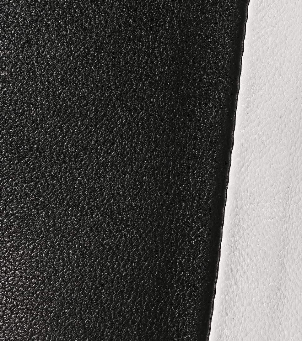 Mugler Leather Pants