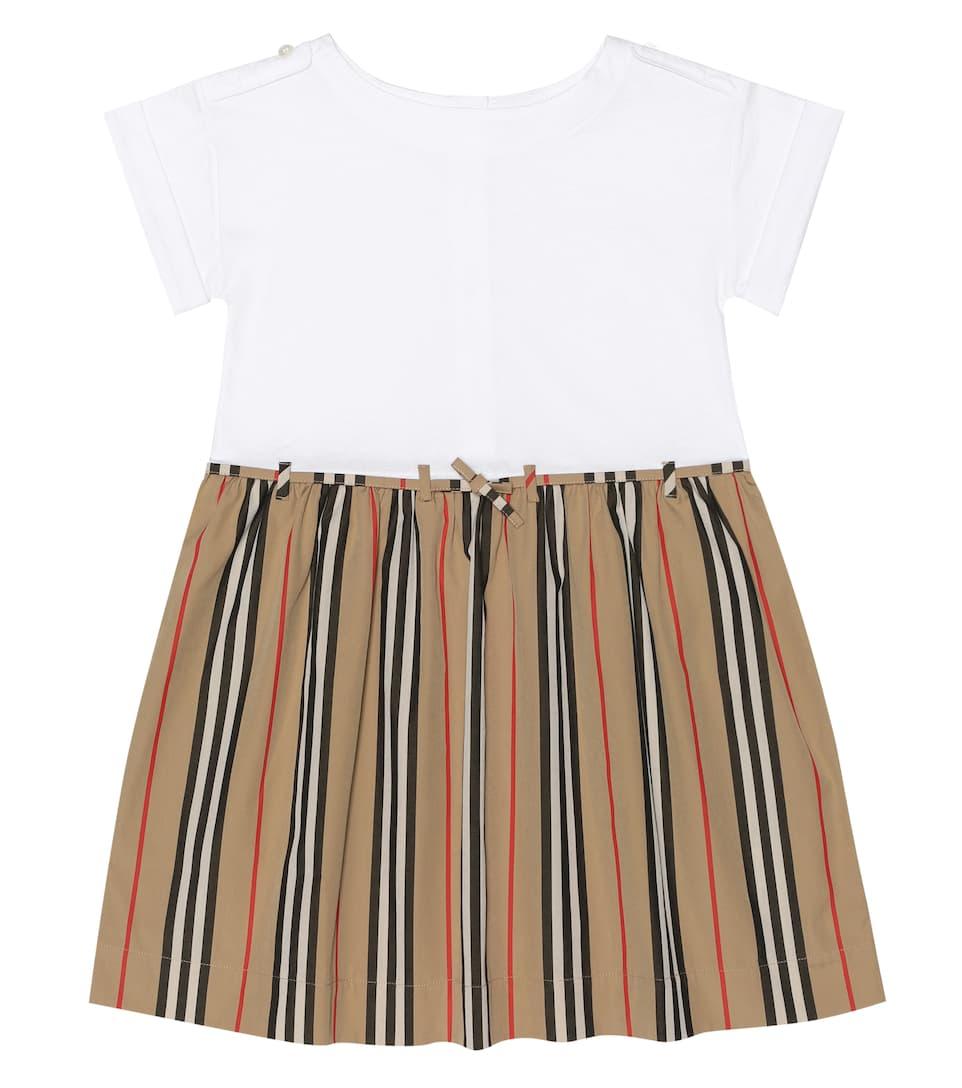 1216913a9 Burberry Kids - Cotton dress | Mytheresa