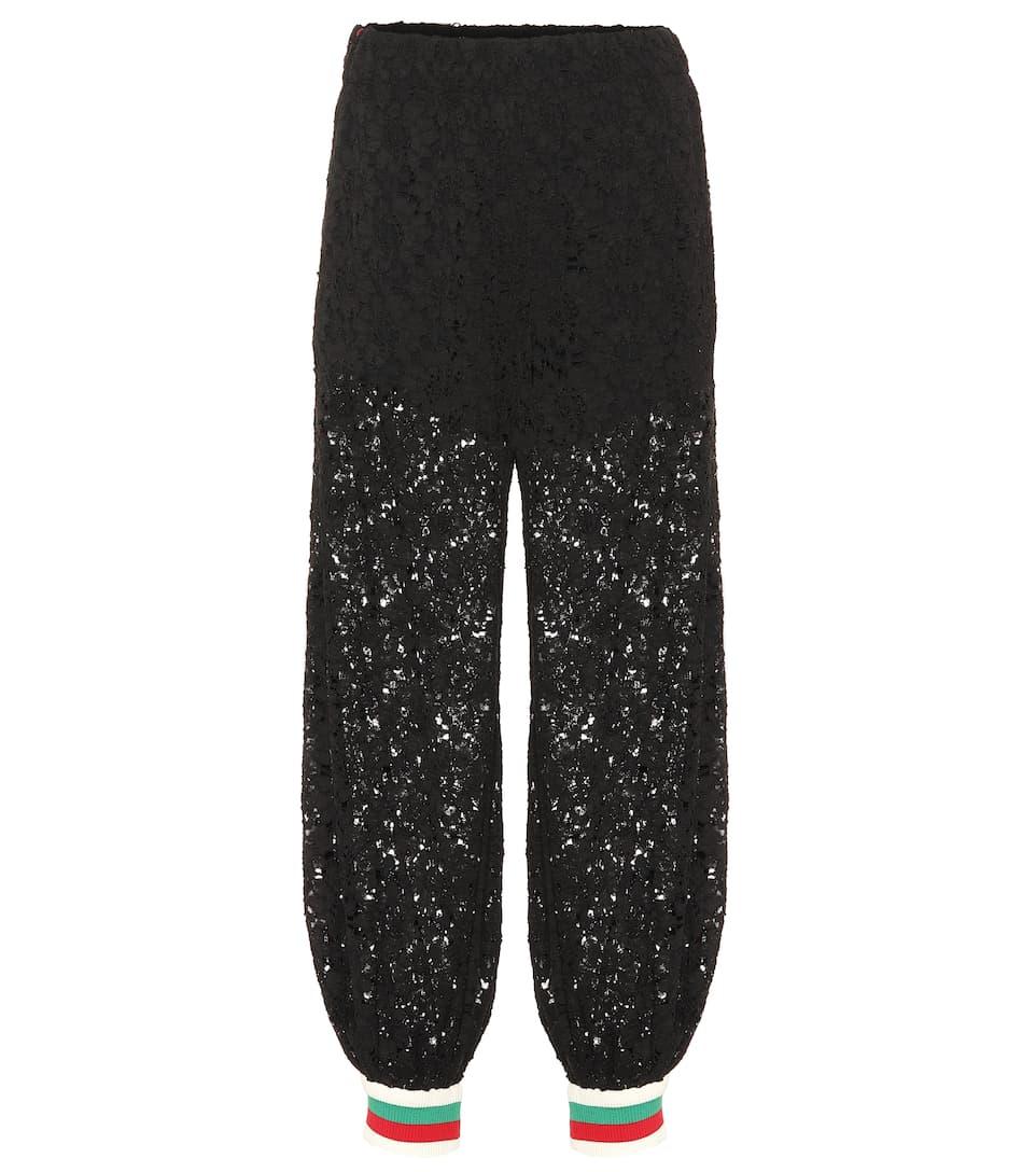 EXTRA LONG Leggings Pants Womens Lace Insert WET LOOK BLACK Size 8 10 12 14 S M