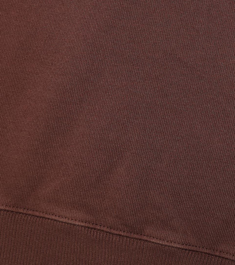 Rick Owens - DRKSHDW cotton sweatshirt