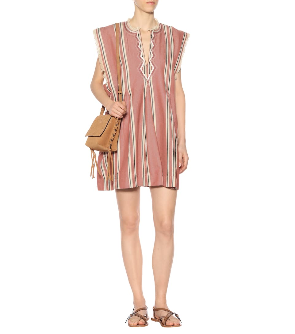 Isabel Marant, Étoile Mini Dress Denize Of Cotton