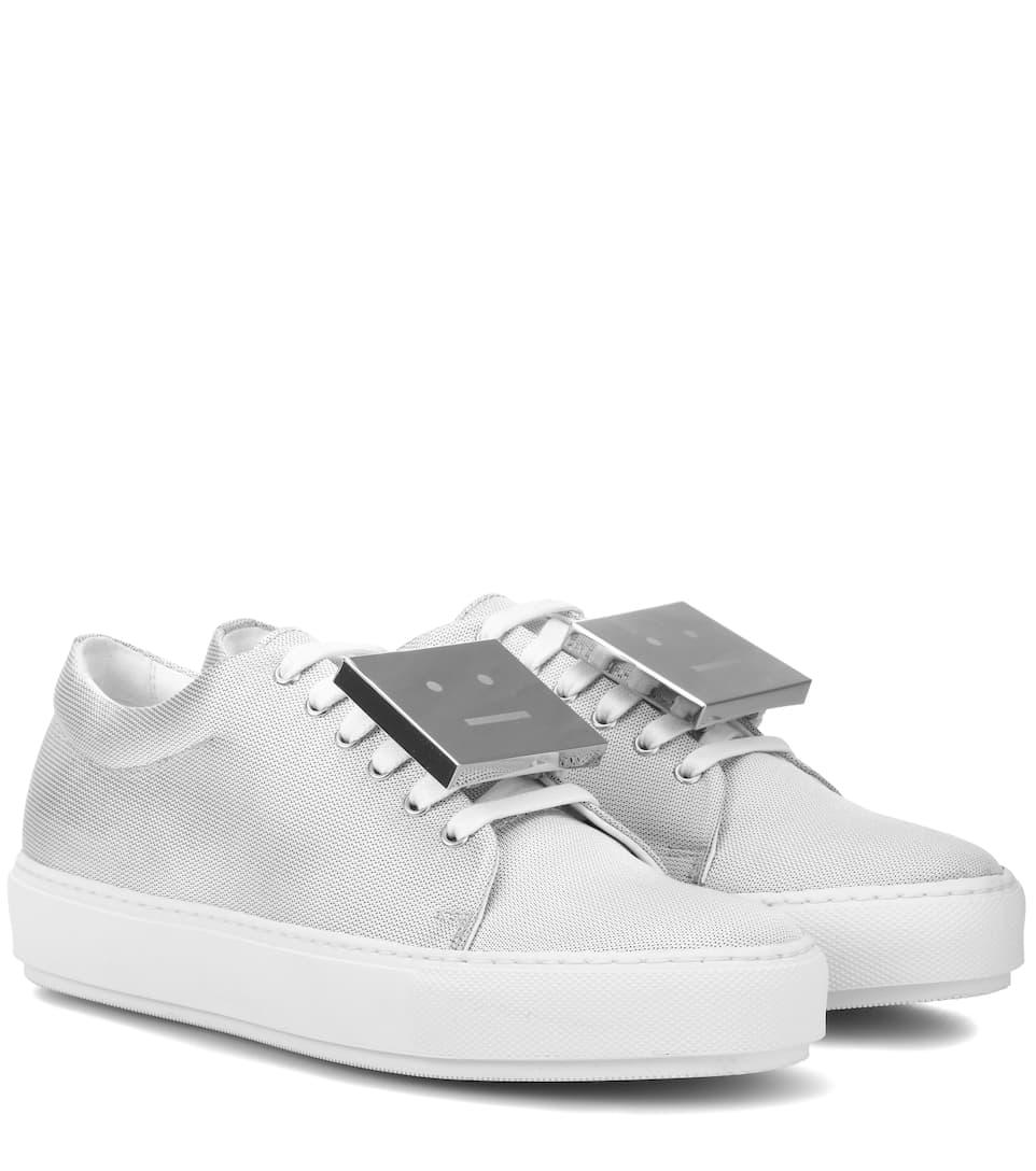 Acne Studios Sneakers Adriana aus Mesh