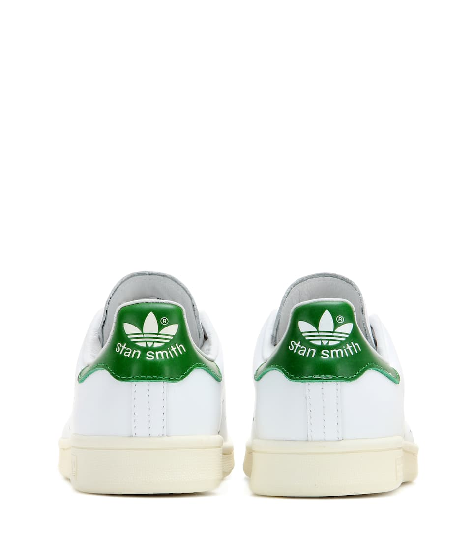 Stan Smith Leather Sneakers ∇ Adidas ✽ mytheresa