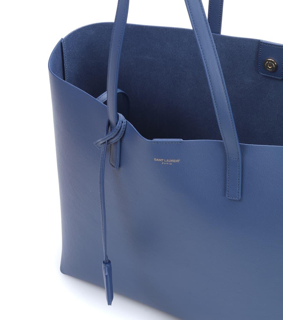 Cheap Price Top Quality Saint Laurent Leather shopper Denim Find Great Online ZEeWxVm81