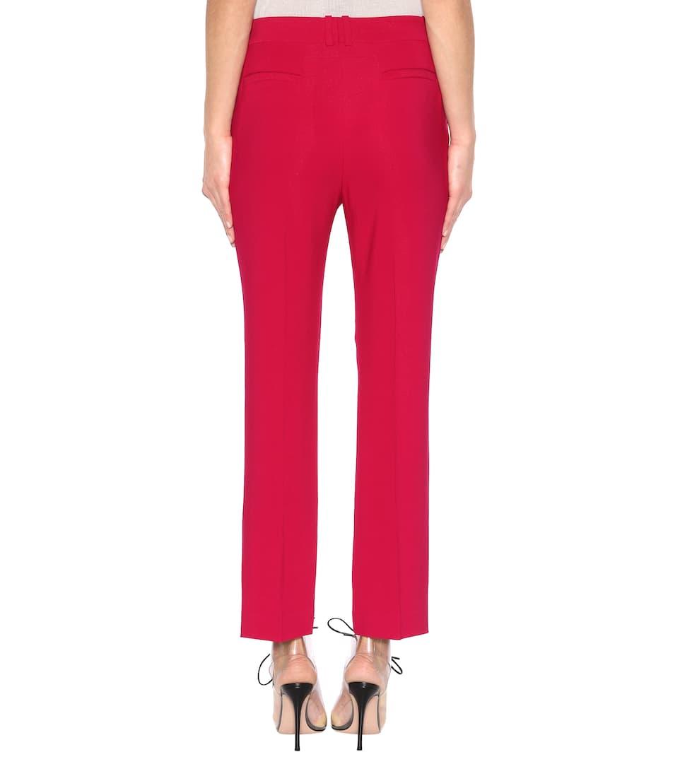 Givenchy Hose aus Stretch-Cady