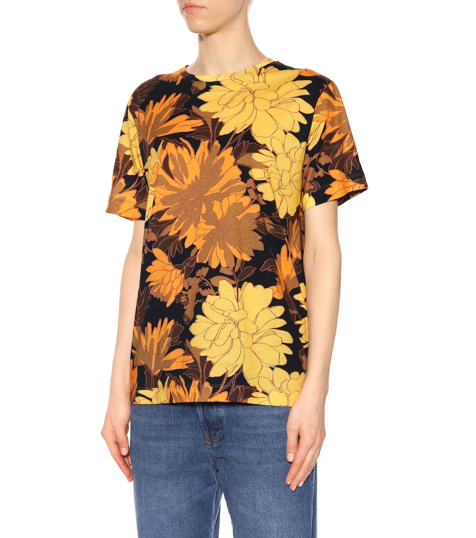Dries Van Noten Bedrucktes T-Shirt Harry