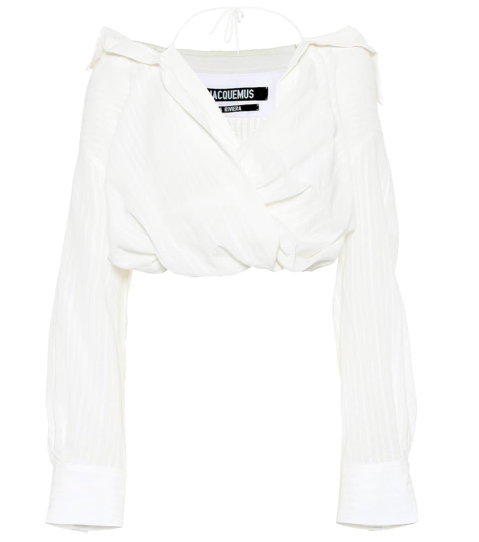 2d6b5d8659c Jacquemus - La Chemise Siena shirt