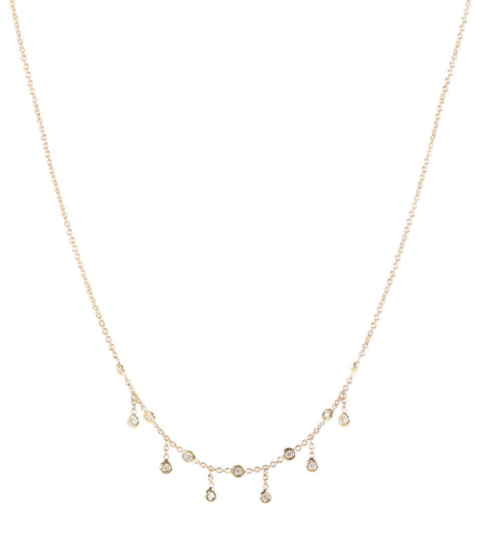 necklace jacquie choker grande products half shaker rg aiche diamond