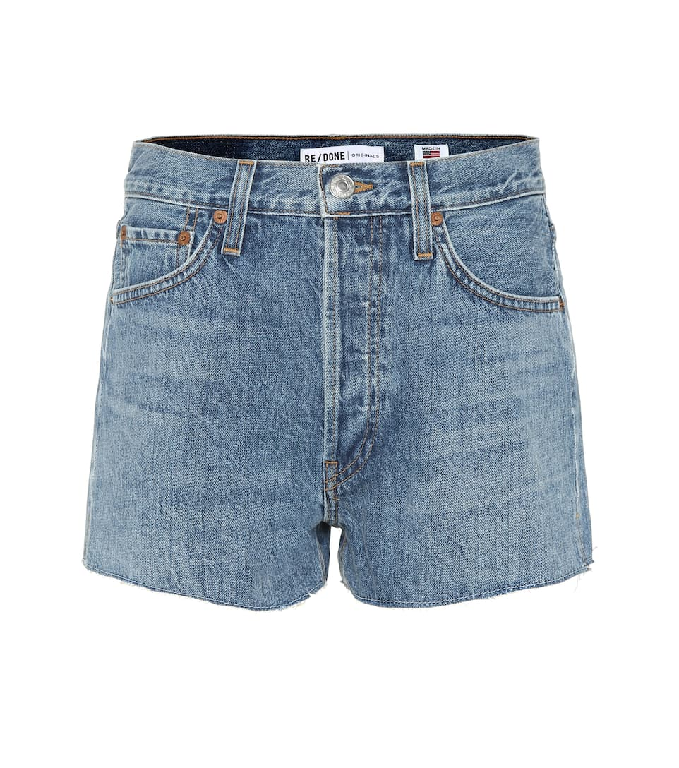 Denim shorts Done Re Re camionero Done H7wtOO
