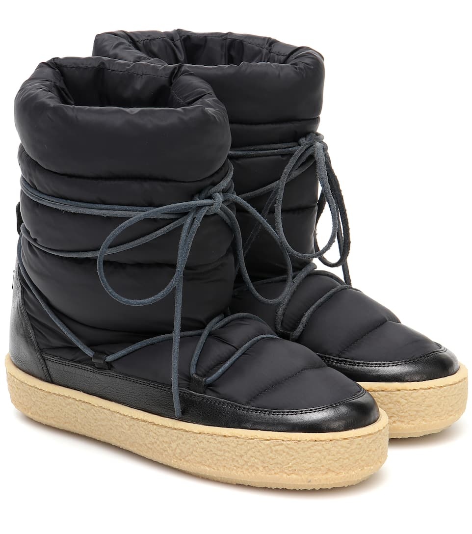 Zimlee Padded Snow Boots | Isabel