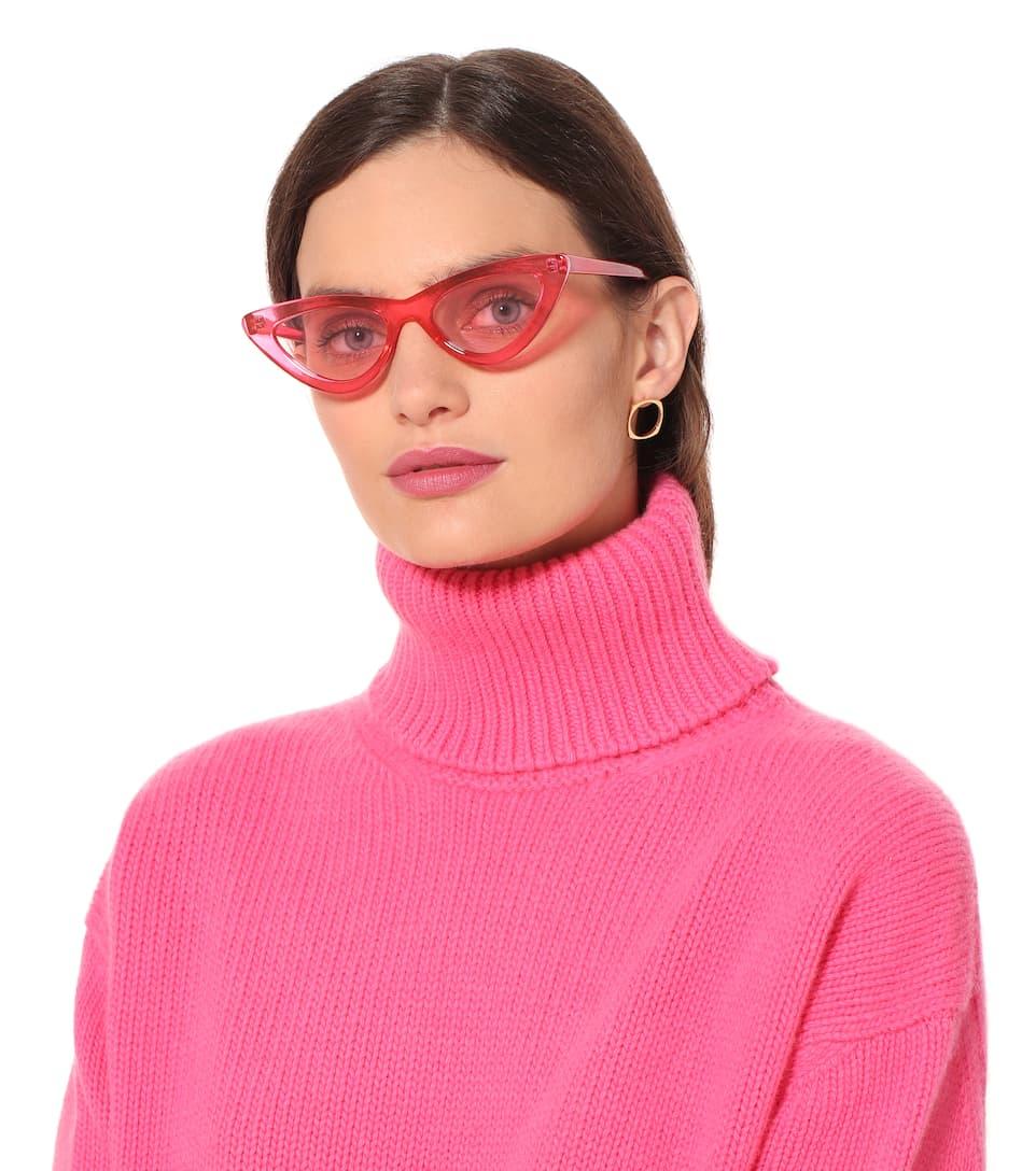 6def403e33a X Adam Selman The Last Lolita Cat-Eye Sunglasses - Le Specs ...