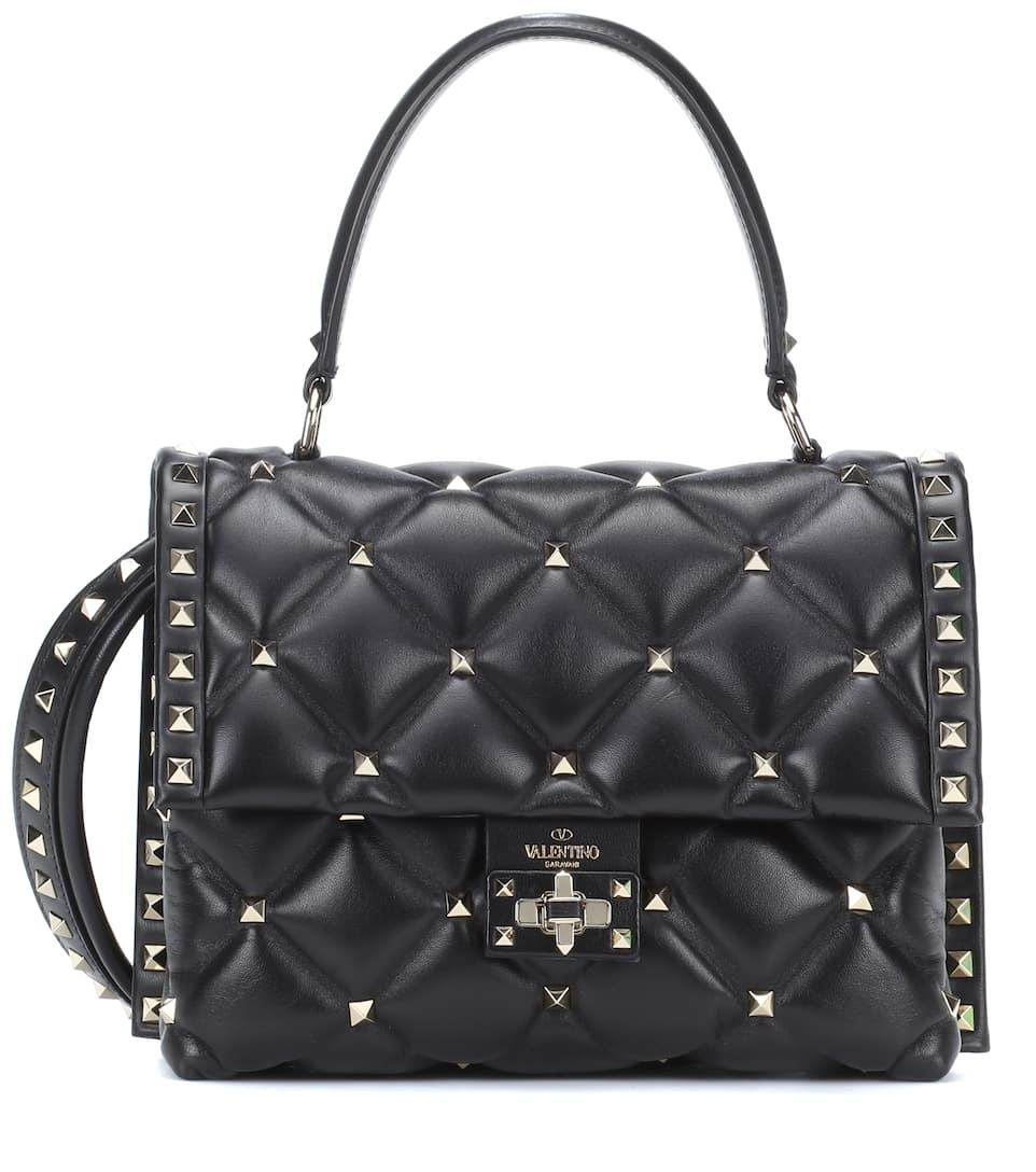 Valentino Valentino Garavani Candystud shoulder bag Online Cheap Authentic Discount Get Authentic Clearance Footlocker Finishline Cheap Sale Footlocker Pictures Store Sale Online VBXc3s