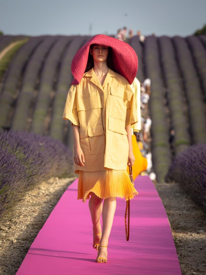 La Robe Vallon 트윌 미니 드레스 | Jacquemus - Mytheresa