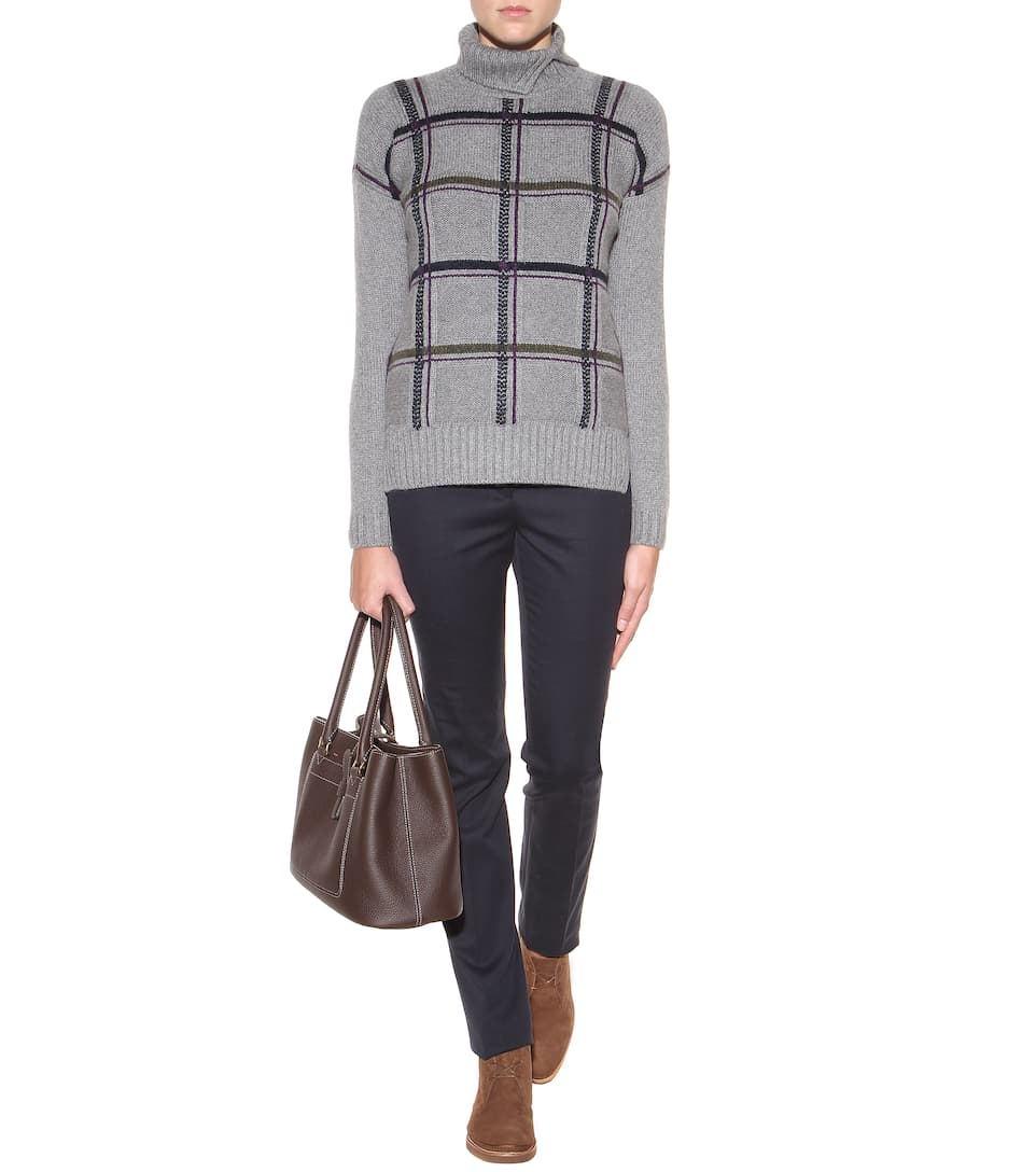 Loro Piana Cashmere Turtleneck Killington From
