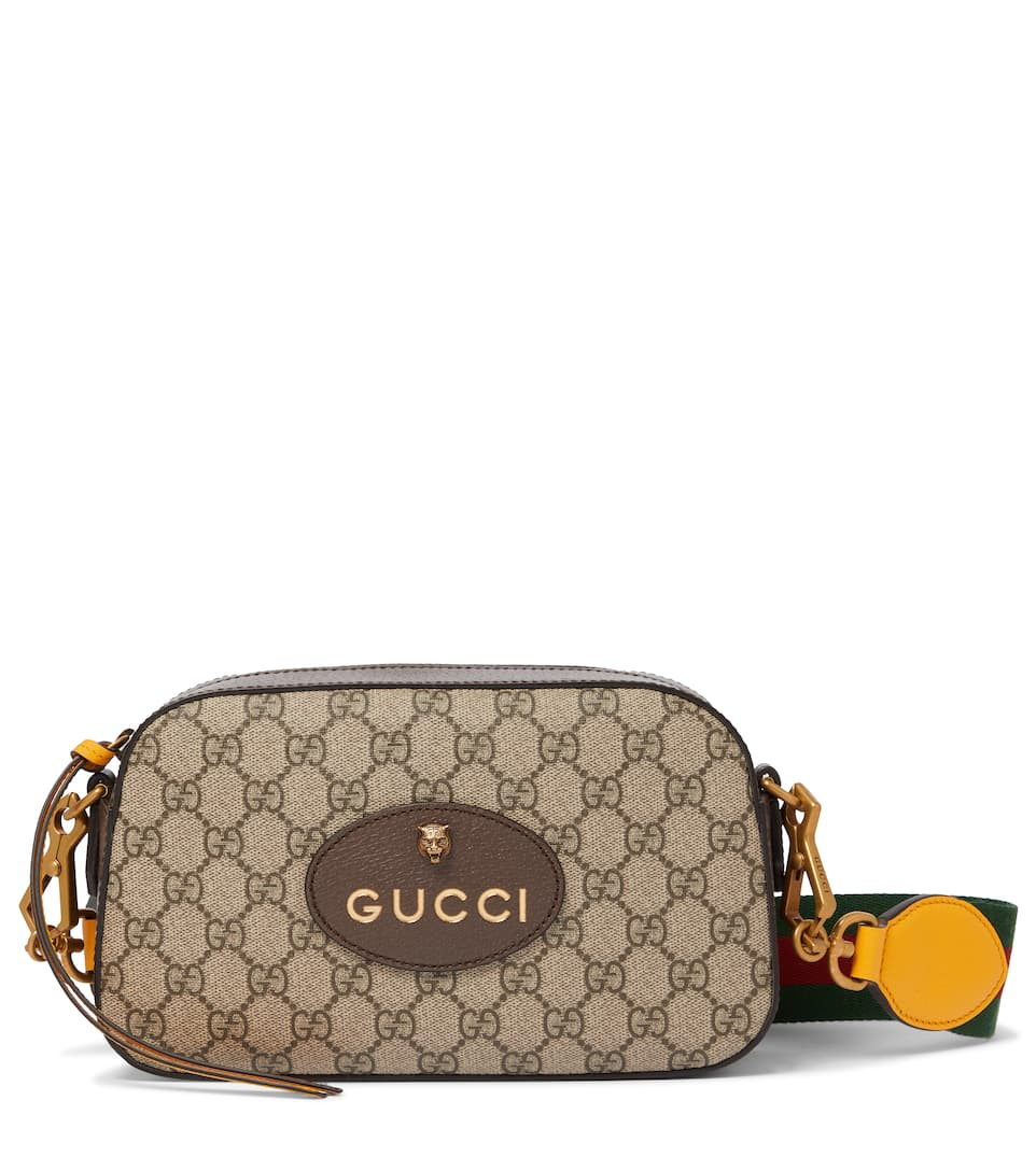94d7a8d764c3 Gucci - GG Supreme crossbody bag | Mytheresa