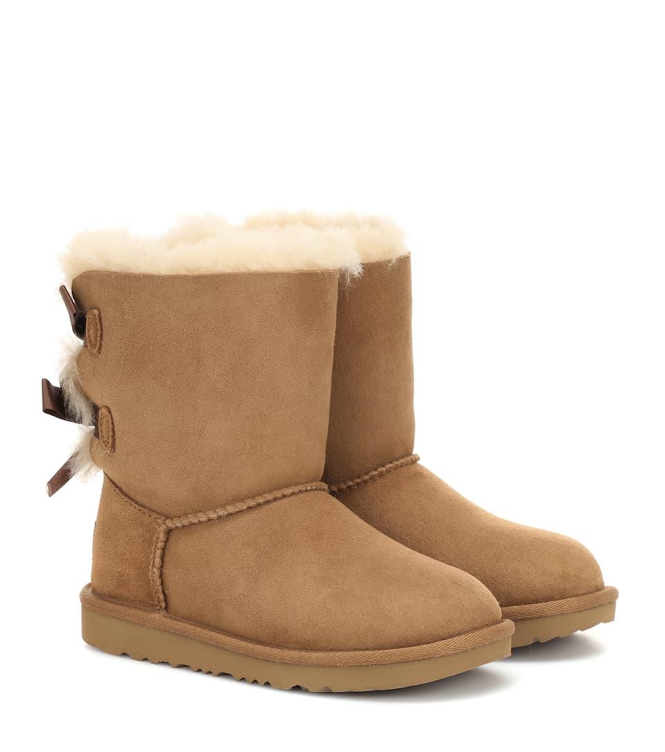 a3d336b725d Bailey Bow Ii Boots | UGG Kids - mytheresa
