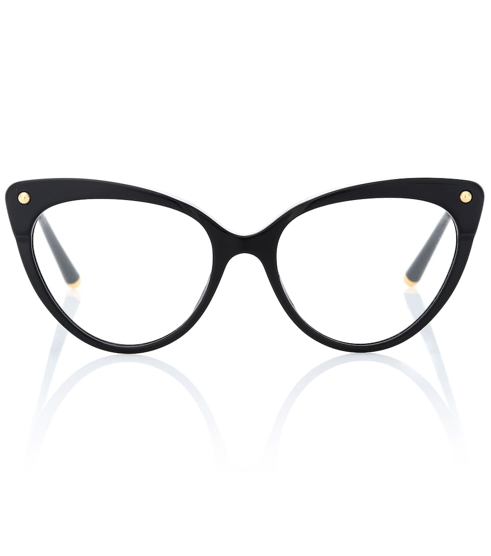 19f050009 Cat-Eye Glasses - Dolce & Gabbana | Mytheresa