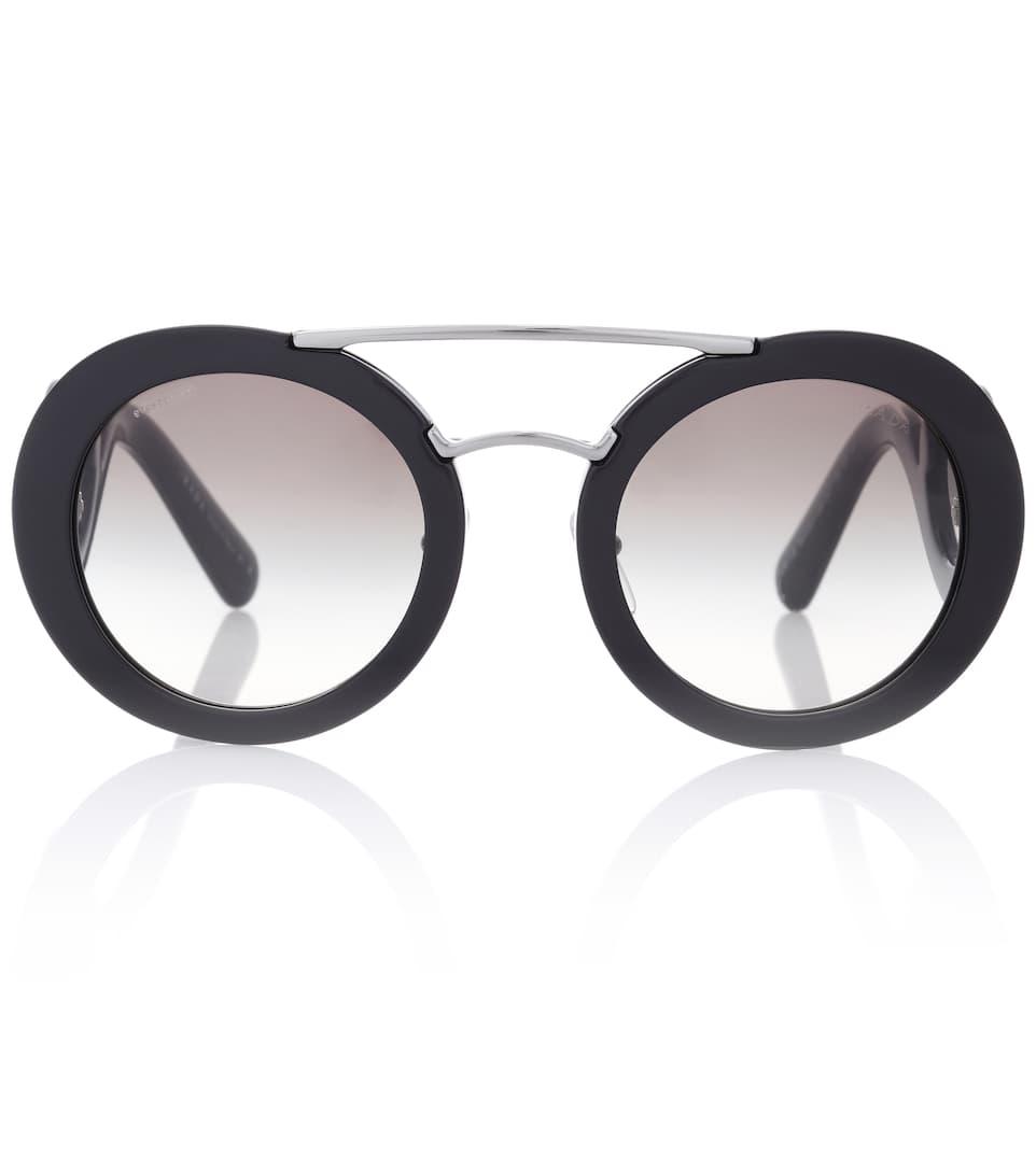 Prada Sonnenbrille Minimal Baroque