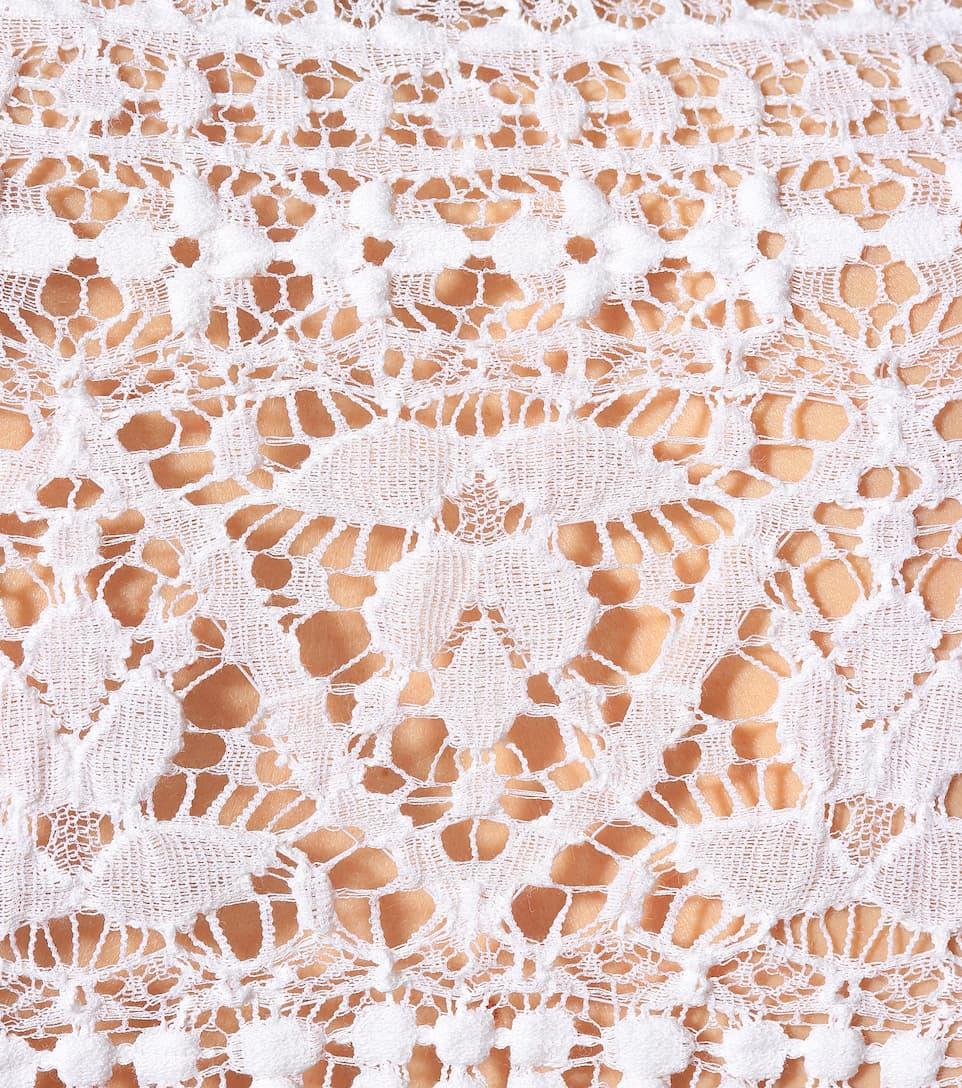 Isabel Marant Kleid Youri aus Makramee