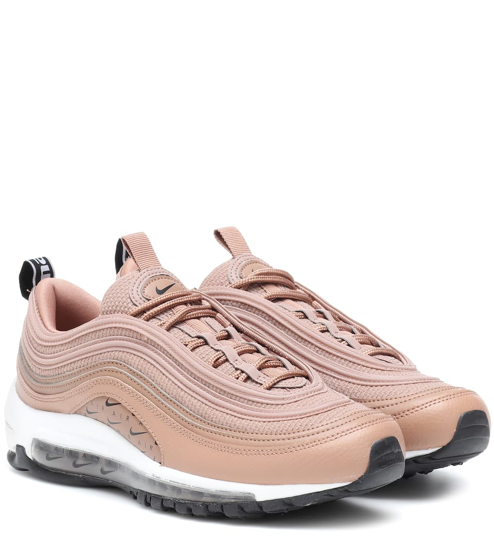 promo code cc798 147aa Air Max 97 Lx Leather Sneakers - Nike   mytheresa.com