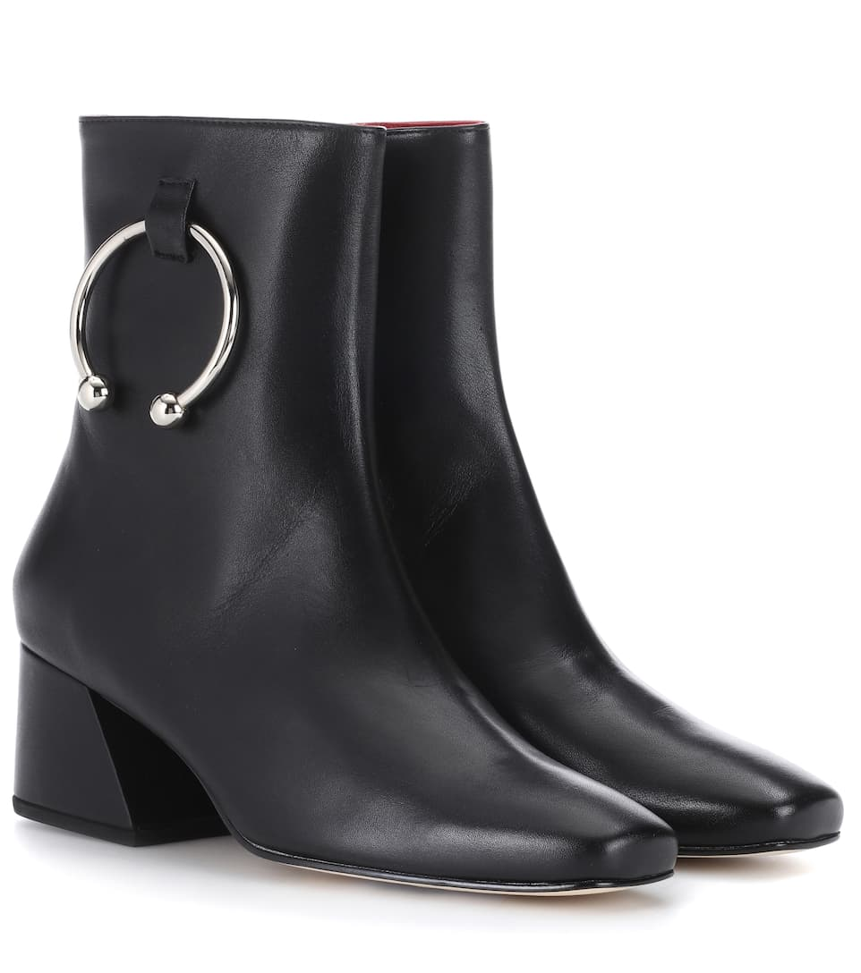 Bottines En Cuir Nizip - Dorateymur
