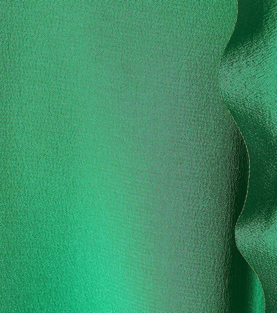 REDValentino - Robe midi en soie La Sortie Où Acheter Sneakernews De Sortie Vente Magasin De Dédouanement Lieux De Sortie Livraison Gratuite OM34MZb